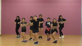 BLING BLING (IKON): Kids K-Pop Dance Cover by Dancing Art Solutions (DAS)