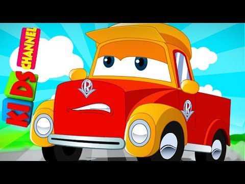 🔴 Super Car Royce | Superhero Cartoons For Children | Car Cartoons by Kids Channel