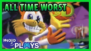 All Time WORST 3D Game