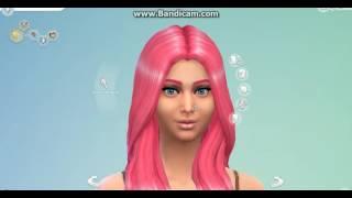 Sims 4 | Create a sim demo