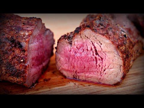 LOMO AL TRAPO - Salt Crusted Beef Tenderloin