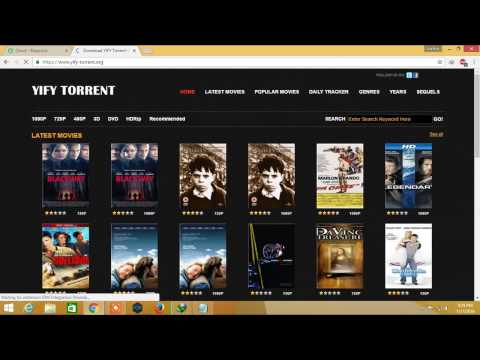 YIFY Torrent  download with IDM ||2016 streaming vf