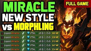 OMG! Miracle gets Shadowraze at lvl 1 to destroy mid Morphling - Nonstop Mango buy and use