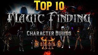 Top 10 Magic Finding Character Builds in Diablo 2