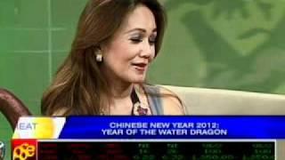 [ANC Mornings] Feng Shui Expert Maritess Allen on 2012 1/2