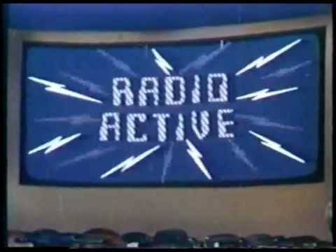 Drive-In Movie Theater Intermissions - Radio Active (1960s)