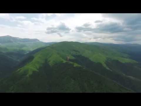 Горы Кавказа. Чечня, Ножай-юртовский район, с. Беной