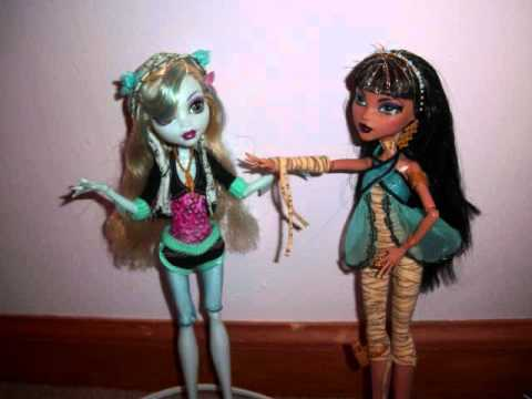 Friday I'll Be Over You... Monster High Style! video