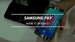 How Samsung Pay works? First look at IFA 2015