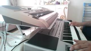 Casio AT3 + Korg PA80 Çiftetelli (Amatör)