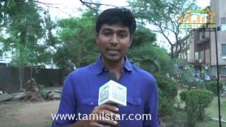 Ashwanth Vinayaga Moorthy At Yaathumagi Nindrai Movie Press Meet