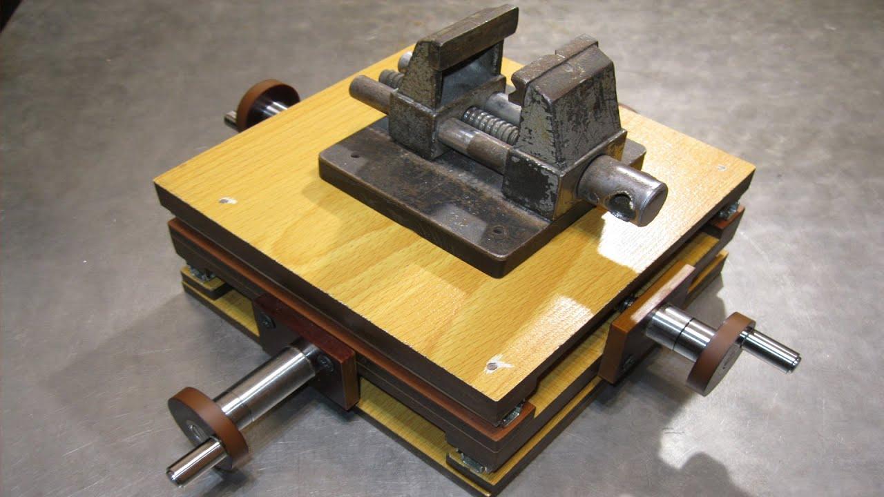 Фрезерный станок своими руками из подручных материалов 44
