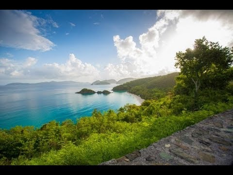 ST. JOHN  / U.S. VIRGIN ISLANDS in 4K (Ultra HD)