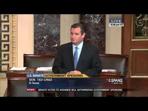 "Ted Cruz on John Boehner: ""I'm Going to Tell You Why He Resigned'"