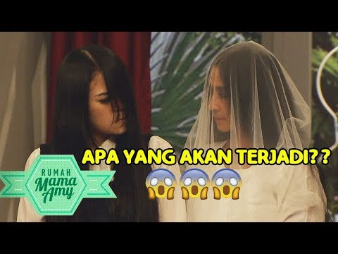 Download Lagu Ketika Sacred Riana Bertemu Ibu Pengabdi Setan, Apa Yang Terjadi? - Rumah Mama Amy (9/11) MP3 Free