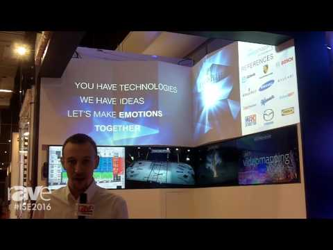 ISE 2016: Czech Video Mapping Introduces Their Company to rAVe During Their First Showing at ISE