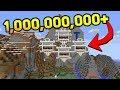КУПИЛ ДОМ ЗА 1 000 000 000 ДОЛЛАРОВ В МАЙНКРАФТЕ! ДОМ В ГОРЕ