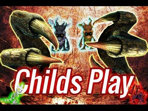 Arcane Legends | CHILDS PLAY! [100K GIVEAWAY]