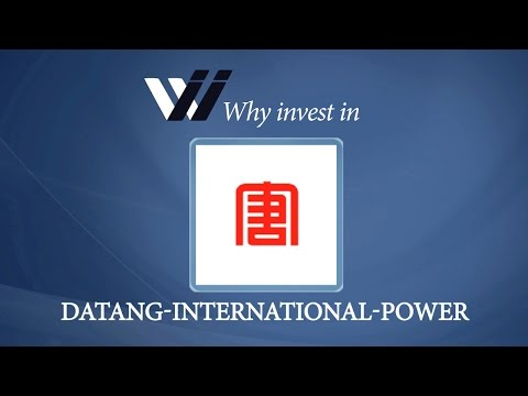 Datang International Power Generation Co Ltd - Why Invest in