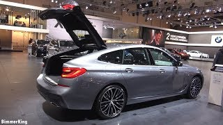 BMW 6 Series GT Gran Turismo 2018 630d - NEW Review Interior Exterior Infotainment