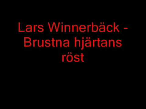 Lars Winnerback - Brustna Hjartans Host