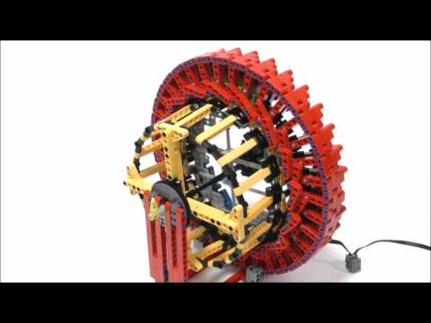 LEGO Harmonic Drive