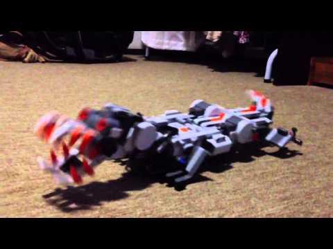 Robogator Mindstorms