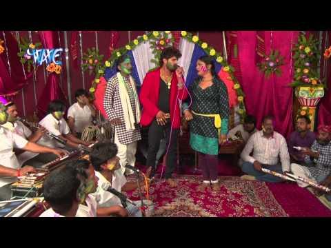 Pichkari Leke चदरा घुस गइल बा - Holi Me Ke Kholi | Khesari Lal Yadav | Bhojpuri Hot Songs 2015 Hd video