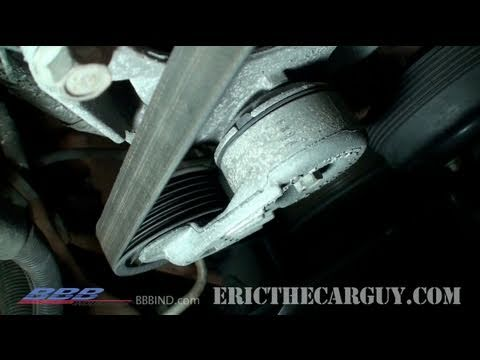 Belt and Pulley Basics - EricTheCarGuy