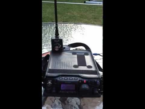VK3XPT QRP Portable, with ZL2WL on 20m.