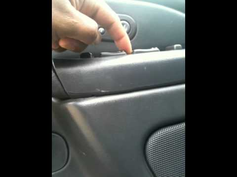 Replace door speakers in 2002 Chevorlet Avalanche