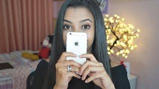 Unboxing: Iphone 6 - Meu novo celular ♥