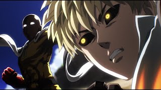 One Punch Man - Saitama vs. Genos