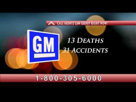 General Motors Cars Recalled