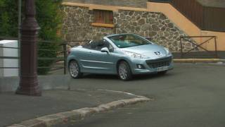 Essai Peugeot 207 CC