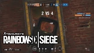 RAINBOW SIX® SIEGE* Pero no me robes MI kILL #RobaKills