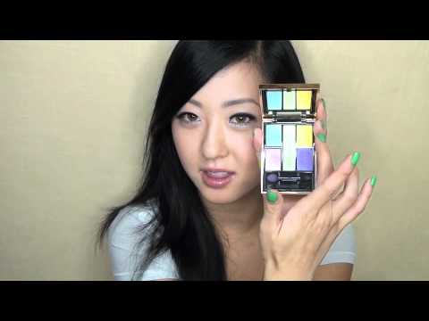 0 TUTORIAL: YSL Candy Face Spring 2012 + Review