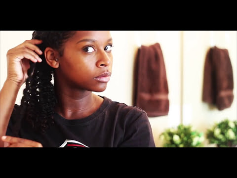 Flaxseed Gel Twist-Out