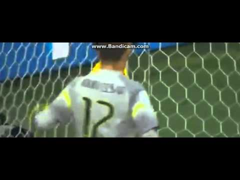 Brazil - Croatia Marcelo (Autogoal) Own Goal 0-1 12/6/2014