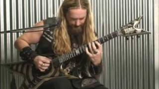 Zakk Wylde Talks About Some Of His Guitars