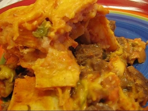 Betty's Sirloin Steak Taco Bake