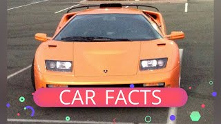 CAR FACTS