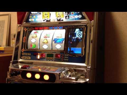 真剣にスロットを打ってみた アントニオ猪木という名のパチスロ機 I hit the slot seriously