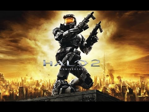 Halo 2 Anniversary OST  Theme Song HD