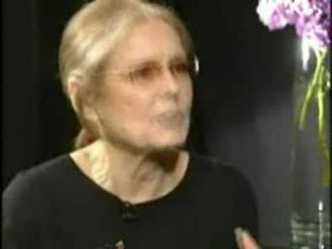 Gloria Steinem on Clinton - Full interview
