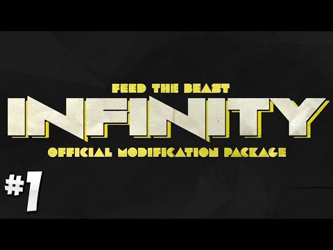 FTB Infinity- Ep.1 - An All New Feed The Beast Mod Pack! [Minecraft 1.7.10]