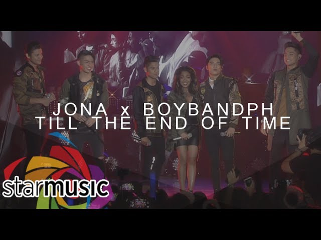 Jona x BoybandPH - Till The End Of Time (Official Music Video)