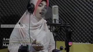 Sholawat Merdu Bikin Baper - Assalamualaika - Maghfirah M  Hussein | Terbaru 2018