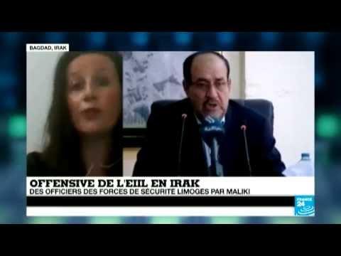 Irak : Nouri al-Maliki réagit à la débandade de l'armée irakienne humiliée par les djihadistes