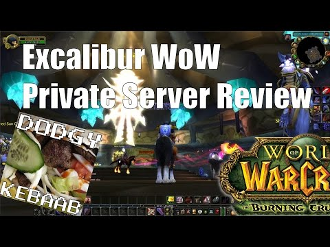 Excalibur WoW Private Server Review 2.4.3